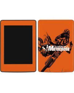 TransWorld Motocross Magazine Amazon Kindle Skin