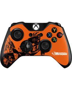 TransWorld Motocross Magazine Xbox One Controller Skin