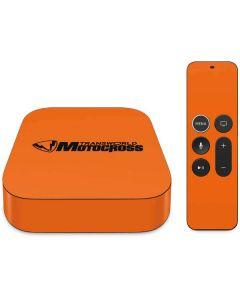 TransWorld Motocross Orange Logo Apple TV Skin