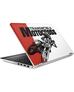 TransWorld Motocross HP Pavilion Skin