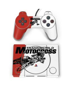 TransWorld Motocross PlayStation Classic Bundle Skin