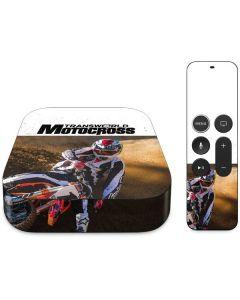 TransWorld Motocross Rider Apple TV Skin