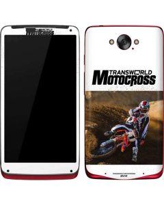 TransWorld Motocross Rider Motorola Droid Skin
