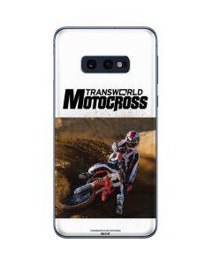 TransWorld Motocross Rider Galaxy S10e Skin