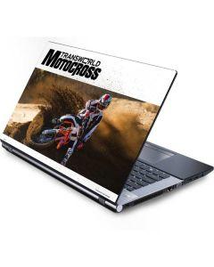 TransWorld Motocross Rider Generic Laptop Skin