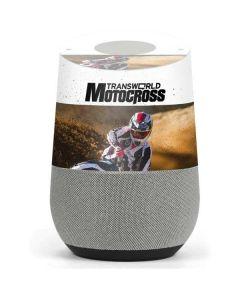 TransWorld Motocross Rider Google Home Skin
