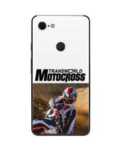 TransWorld Motocross Rider Google Pixel 3 XL Skin