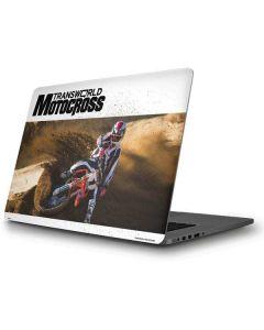 TransWorld Motocross Rider Apple MacBook Pro Skin