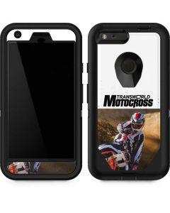 TransWorld Motocross Rider Otterbox Defender Pixel Skin