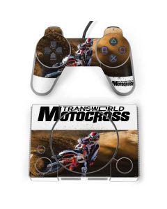 TransWorld Motocross Rider PlayStation Classic Bundle Skin
