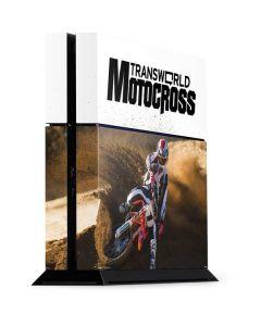 TransWorld Motocross Rider PS4 Console Skin