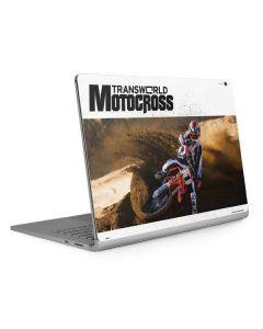 TransWorld Motocross Rider Surface Book 2 13.5in Skin