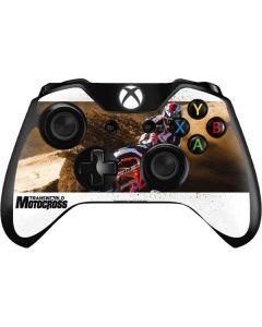 TransWorld Motocross Rider Xbox One Controller Skin
