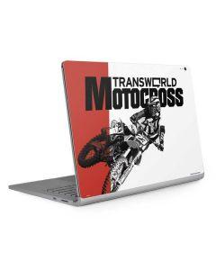 TransWorld Motocross Surface Book 2 13.5in Skin