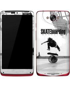 TransWorld SKATEboarding Black and White Motorola Droid Skin
