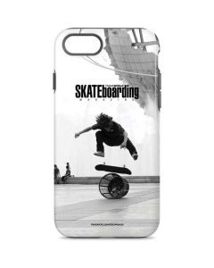 TransWorld SKATEboarding Black and White iPhone 7 Pro Case