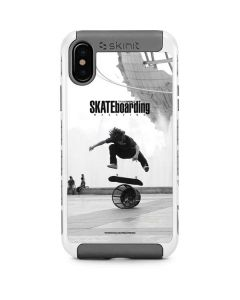 TransWorld SKATEboarding Black and White iPhone X/XS Cargo Case