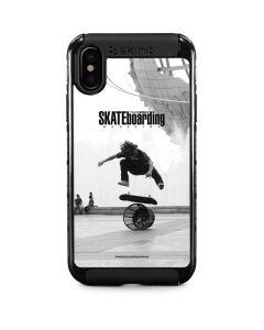 TransWorld SKATEboarding Black and White iPhone X Cargo Case