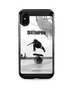 TransWorld SKATEboarding Black and White iPhone XS Cargo Case