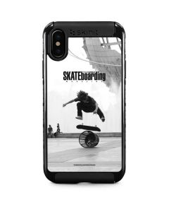 TransWorld SKATEboarding Black and White iPhone XS Max Cargo Case