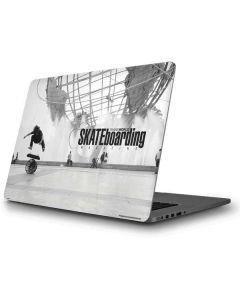 TransWorld SKATEboarding Black and White Apple MacBook Pro Skin