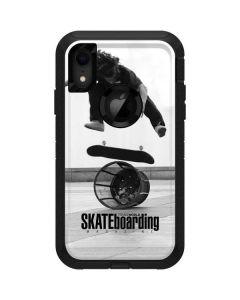 TransWorld SKATEboarding Black and White Otterbox Defender iPhone Skin
