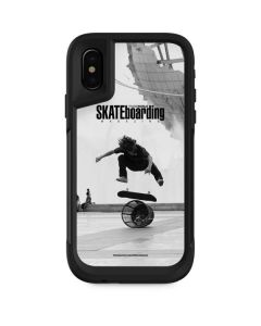 TransWorld SKATEboarding Black and White Otterbox Pursuit iPhone Skin