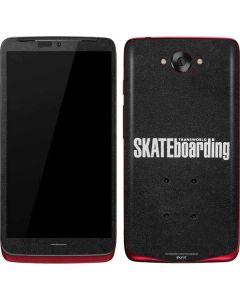 TransWorld SKATEboarding Motorola Droid Skin