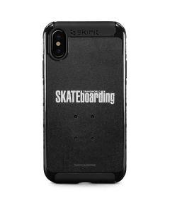 TransWorld SKATEboarding iPhone X Cargo Case