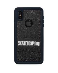 TransWorld SKATEboarding iPhone X Waterproof Case