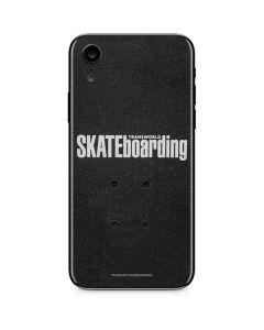 TransWorld SKATEboarding iPhone XR Skin