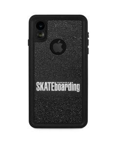 TransWorld SKATEboarding iPhone XR Waterproof Case