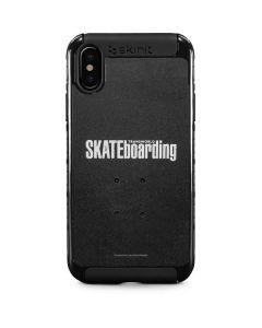TransWorld SKATEboarding iPhone XS Max Cargo Case