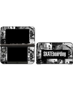 TransWorld SKATEboarding Magazine 3DS XL 2015 Skin
