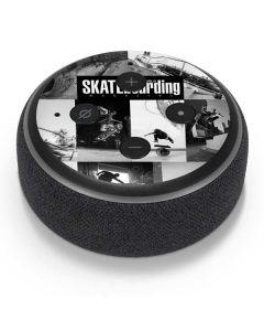 TransWorld SKATEboarding Magazine Amazon Echo Dot Skin