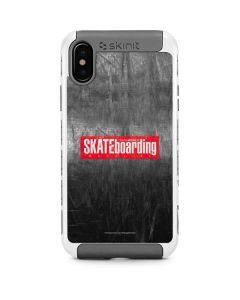 TransWorld SKATEboarding Magazine Chalkboard iPhone X/XS Cargo Case
