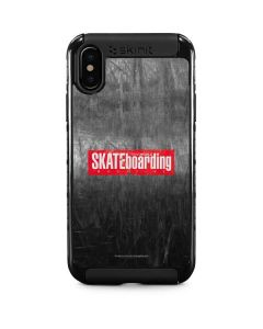TransWorld SKATEboarding Magazine Chalkboard iPhone XS Cargo Case
