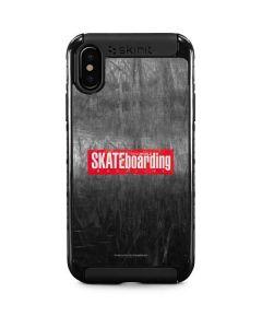 TransWorld SKATEboarding Magazine Chalkboard iPhone XS Max Cargo Case