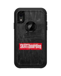 TransWorld SKATEboarding Magazine Chalkboard Otterbox Defender iPhone Skin