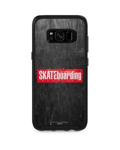 TransWorld SKATEboarding Magazine Chalkboard Otterbox Symmetry Galaxy Skin