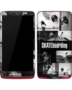 TransWorld SKATEboarding Magazine Motorola Droid Skin