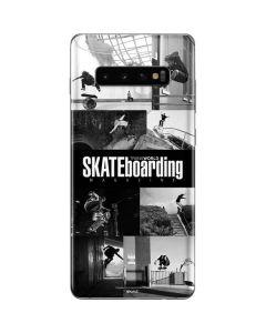 TransWorld SKATEboarding Magazine Galaxy S10 Plus Skin