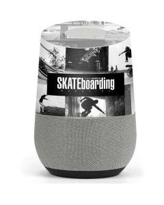 TransWorld SKATEboarding Magazine Google Home Skin