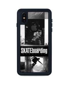 TransWorld SKATEboarding Magazine iPhone X Waterproof Case