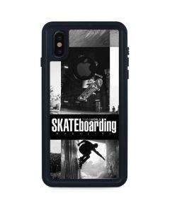 TransWorld SKATEboarding Magazine iPhone XS Waterproof Case