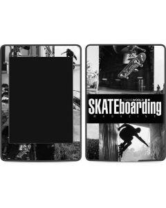 TransWorld SKATEboarding Magazine Amazon Kindle Skin