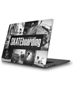 TransWorld SKATEboarding Magazine Apple MacBook Pro Skin