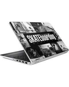 TransWorld SKATEboarding Magazine HP Pavilion Skin