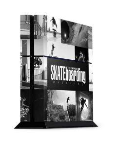 TransWorld SKATEboarding Magazine PS4 Console Skin