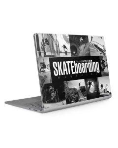 TransWorld SKATEboarding Magazine Surface Book 2 13.5in Skin